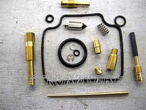 Carb Rebuild Repair Kit Honda Trx450r 2004 2005 Trx450 Trx
