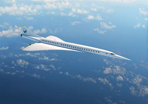 Boom - Supersonic Passenger Airplanes