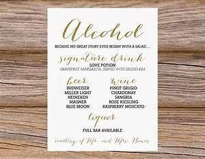 13 bar menu template images bar menu templates free bar With wedding drink menu template free