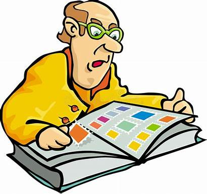 Stamp Collector Clipart Collecting Cartoon Stamps Artwork