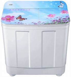 Buy Haier 9 5 Kg Semi Automatic Top Load Washing Machine