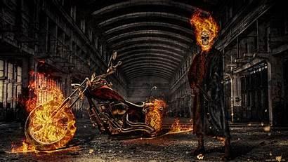 Ghost Rider Comics Mobile Vertical