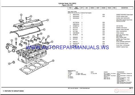 chrysler dodge wrangler tj parts catalog part