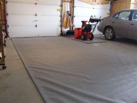 Diy Garage Floor Mat by Garage Floor Mat Garage Ideas Garage Floor Coatings