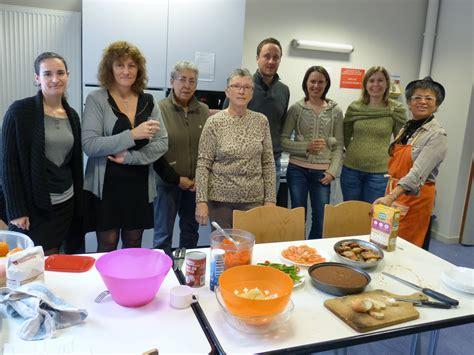 atelier cuisine centre social atelier cuisine du monde centre social mosaïque canton