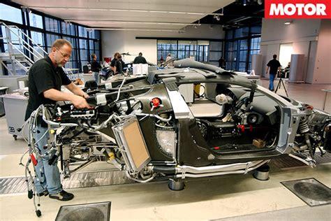 Bugatti Veyron Secrets Revealed