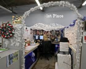 cubicle christmas decorating contest designcorner
