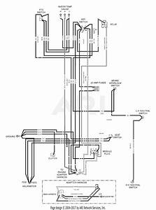 Scag Smwc-61v Wildcat  S  N B6100001-b6199999  Parts Diagram For Electrical Schematic