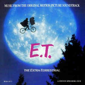 John Williams – E.T. The Extra-Terrestrial (Music From The ...
