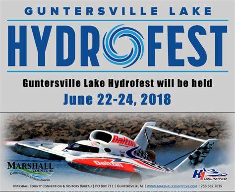 Fishing Boat Rental Guntersville Al by Hydrofest 2018 Lake Guntersville Event