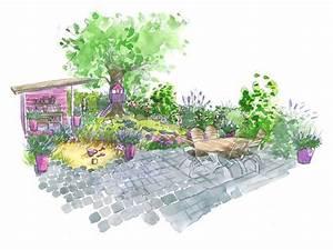 17 meilleures idees a propos de plans de petit jardin sur With exemple d amenagement de jardin 0 co251t damenagement dun jardin