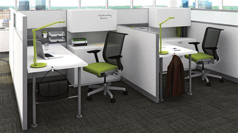 Bureau Steelcase - kick multi functional office workstations steelcase