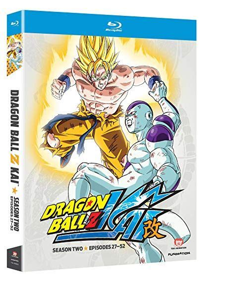 We did not find results for: Dragon Ball Z Kai: Season Two Blu-ray   Dragon ball ...