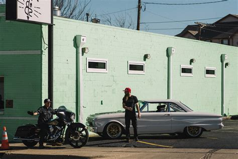 Watch Gas Monkey Garage's Aaron Kaufman Hoon His 1963