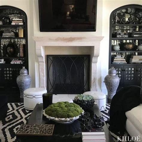 khloe kardashian living room khloe kardashians home