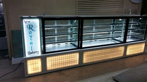 sweet display counter design manufactured by ak service food equipment youtube