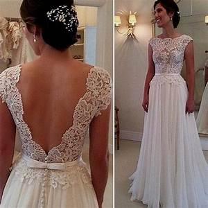 vintage lace beach wedding dresses naf dresses With beach lace wedding dresses