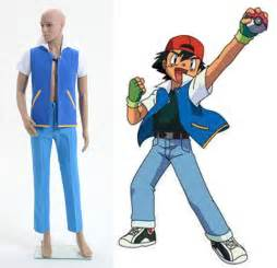 cheap ash ketchum costume