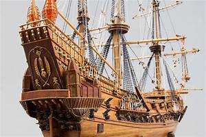 Ship-Models-Wooden-Kits-Cast-Your-Anchor-Corel-La-Couronne