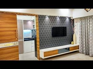 quot1 bhk home interior design ideaquot by makeover interiors With 1 bhk home interior ideas