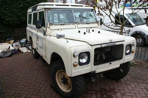 land rover series 3 109 stage 1 v8 safari sw in westcliff on sea essex gumtree
