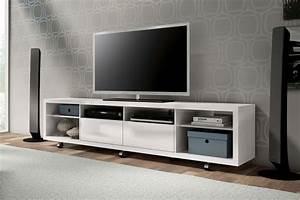 Manhattan Comfort – 15384 – Cabrini TV Stand 2.2 – White ...  Tv