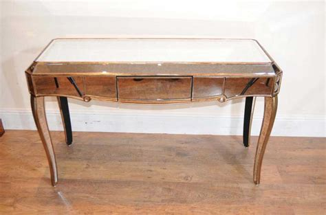 deco bureau deco mirrored dressing table desk bureau mirror
