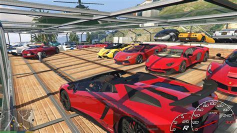 Gta 5 Garage by Franklin Garage Roof Map Editor Spg Gta5 Mods
