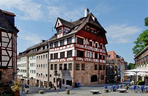 Albrecht Dürer Haus Nürnberg by Albrecht D 252 Rer Haus N 252 Rnberg 183 Gratis Foto P 229 Pixabay
