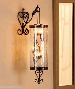 tealight wall sconce hanging tealight candle holder sconce scroll metal