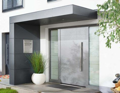 Den Hauseingang Ins Rechte Licht Ruecken by Vordach F 252 R Haust 252 Ren Siebau Diverses Haus