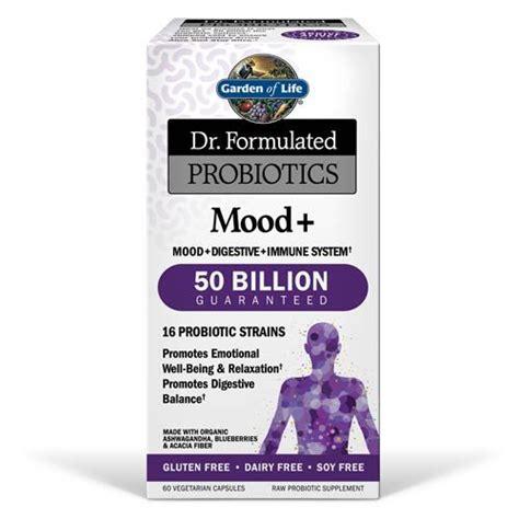 garden of s probiotic dr formulated probiotics mood garden of