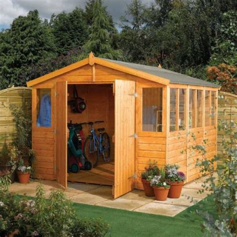 Backyard Shed Workshop  Outdoor Furniture Design And Ideas