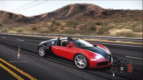 Need for speed most wanted: Bugatti Veyron: Need for Speed: Hot Pursuit - YouTube