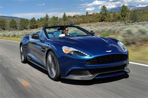 Aston Martin Vanquish Volante Review, Price And Specs