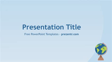 geography powerpoint template prezentr powerpoint