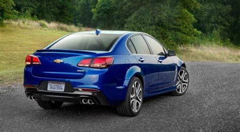 Ss Specs by 2016 Chevrolet Ss Review Price Specs Performance