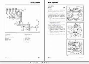 Massey Ferguson Tractor Mf 4300 Workshop Service Manual - Homepage