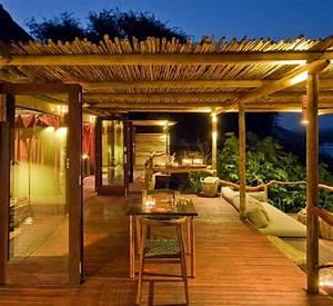 Pergola En Bambou : couverture paille pour pergola ~ Premium-room.com Idées de Décoration