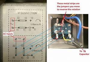 Brook Crompton Motor Wiring Diagrams