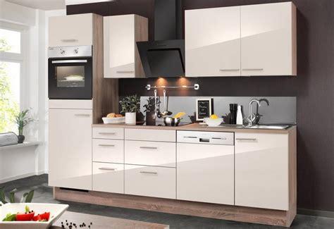 Optifit Küchenzeile Mit E-geräten »mika, Breite 270 Cm« Online Kaufen