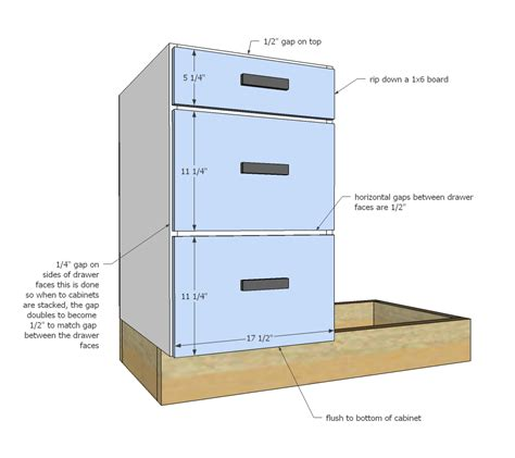 how to build kitchen cabinet drawers ana white tiny house kitchen cabinet base plan diy