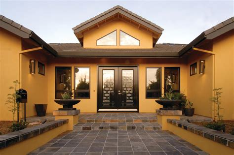 ranch dressing  ranch house remodel  exterior