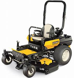 Mtd Products Recalls Cub Cadet Commercial Lawn Mowers Due To Risk Of Fire