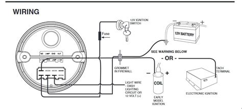 Autometer Tach Wiring Question The Bangshift Forums