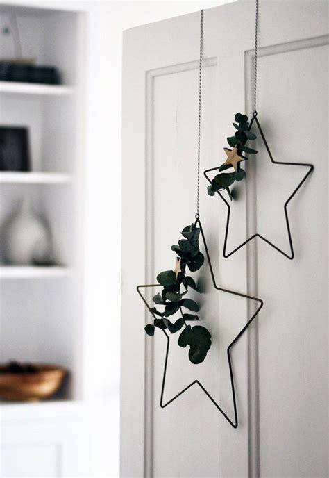 nordic christmas decorations  rose grey writing