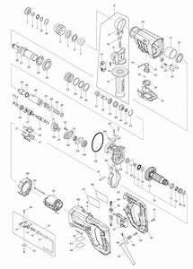 Makita Hr2641 Parts List