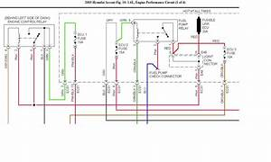 Hyundai Accent Wiring Diagram 2007