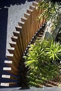 Sichtschutz Modern Design : sichtschutz f r garten 99 ideen f r gartengestaltung mit zaun od mauern ~ A.2002-acura-tl-radio.info Haus und Dekorationen