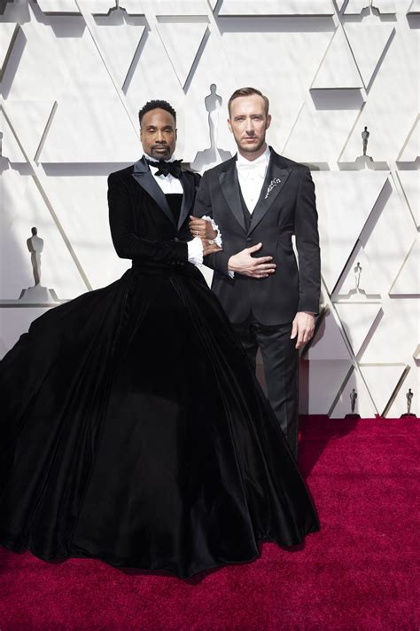 Pose Actor Billy Porter Stuns Tuxedo Gown The